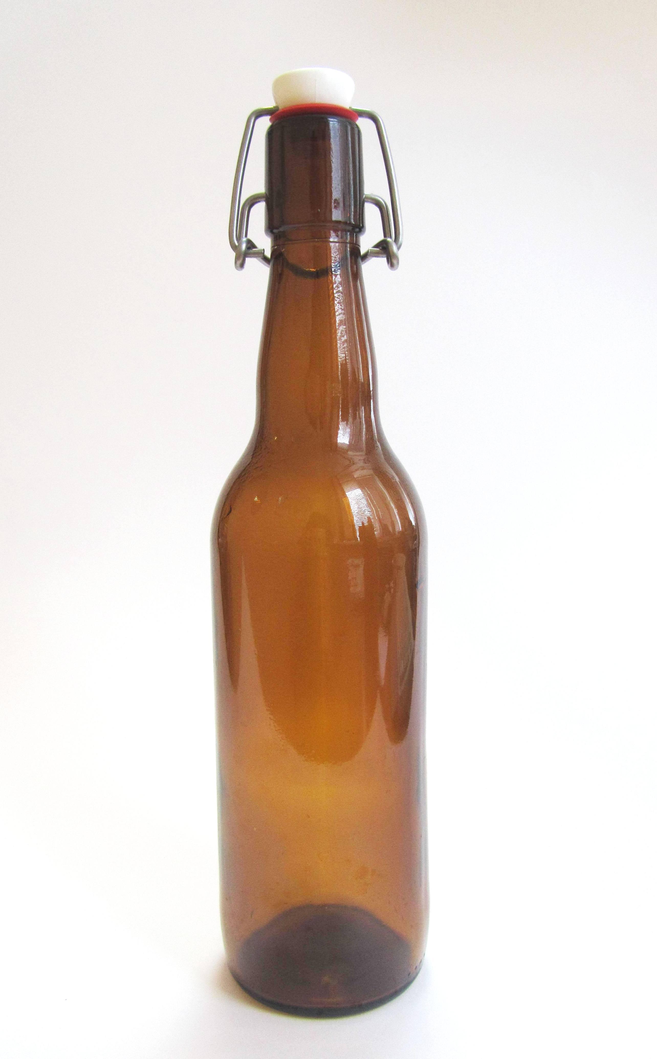 Как сделать пиво в бутылке 336
